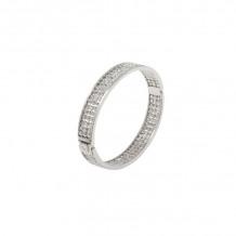 Officina Bernardi Sterling Silver Antares Bangle Bracelet - ANTARESB3F25W