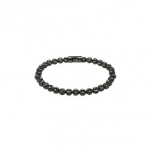 Officina Bernardi Sterling Silver Moon Bracelet - 68TBB6B