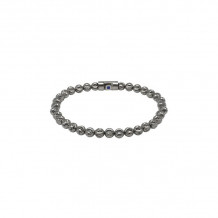Officina Bernardi Sterling Silver Moon Bracelet - 68TBB6GM