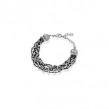 Officina Bernardi Sterling Silver Cometa Bracelet - COMETB11W