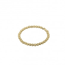 Officina Bernardi 18k Yellow Gold Classic Moon Bracelet - 18G68B6G