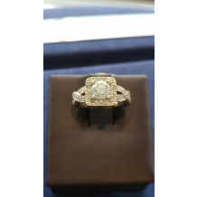 SULLIVAN'S ESTATE JEWELRY Contemporary Engagement Ring