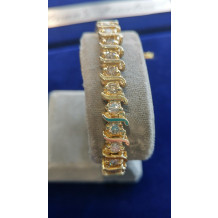 SULLIVAN'S ESTATE JEWELRY Diamond Tennis Bracelet