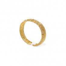 Officina Bernardi Sterling Silver Moon Cuff Bracelet - BOMBEB5F25G